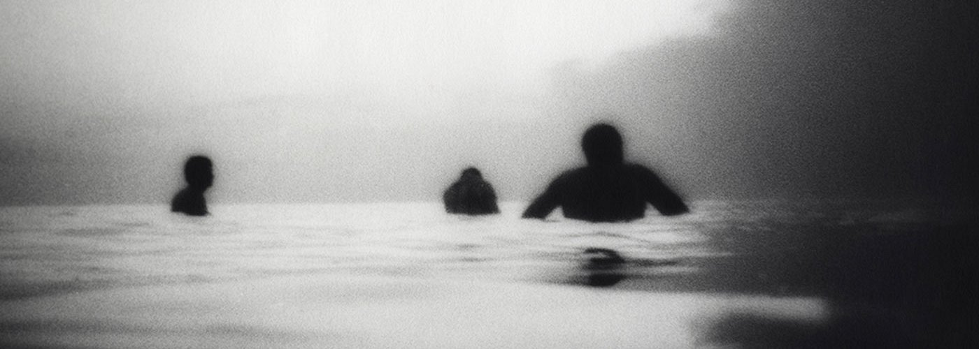 Marguerite Courtney - Untitled (Still Surfers)